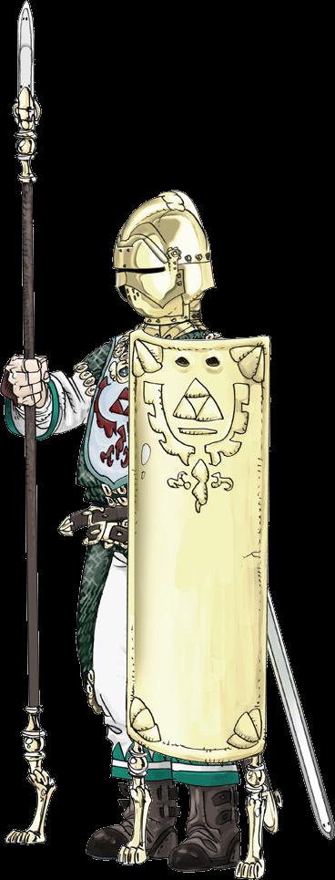 Hyrulean Soldiers Zeldapedia Fandom