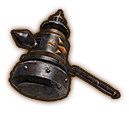 Hyrule Warriors Hammer Magic Hammer (Level 1 Hammer)