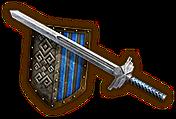 Hyrule Warriors Hylian Sword Knight's Sword (Level 1 Hylian Sword)
