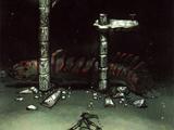 Octolacanthe, Poisson Fossile du Crépuscule