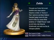 Zelda (Trophäe aus SSBB)