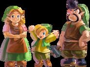 Famille Forgeron ALBW