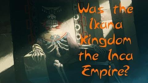 Is the Ikana Kingdom the Inca Empire?