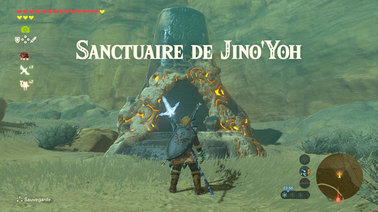 Sanctuaire de Jino'Yoh