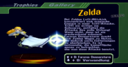 Zelda (Smash2-Tropähe aus SSBM)