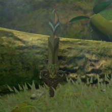 Forest Dweller S Sword Zeldapedia Fandom