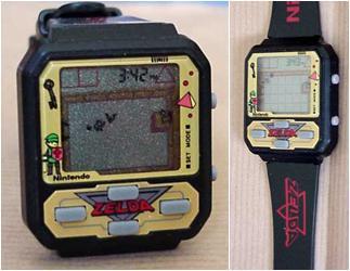 The Legend of Zelda Game Watch