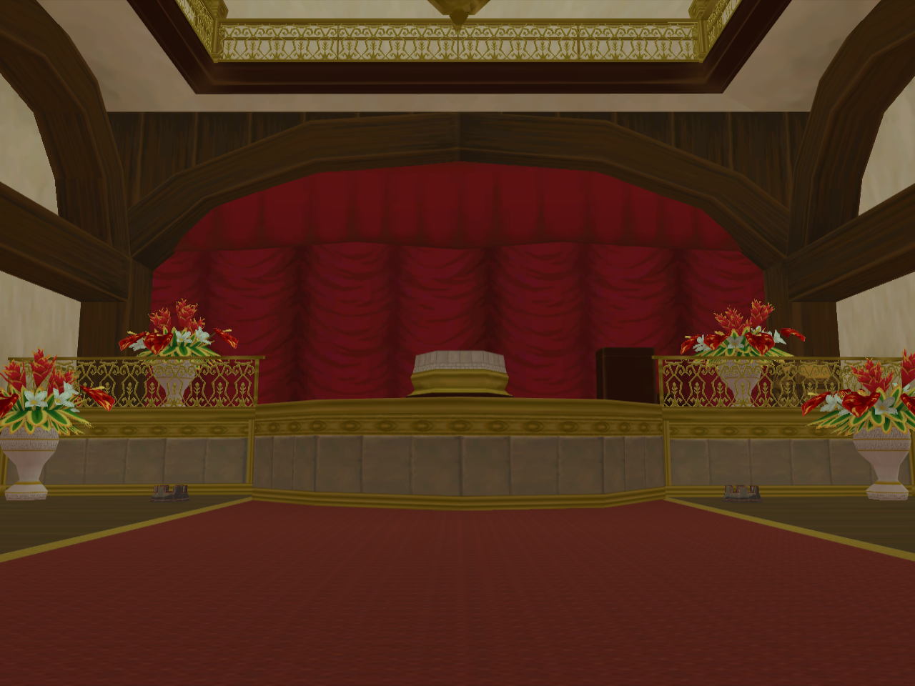 Hall of Wealth