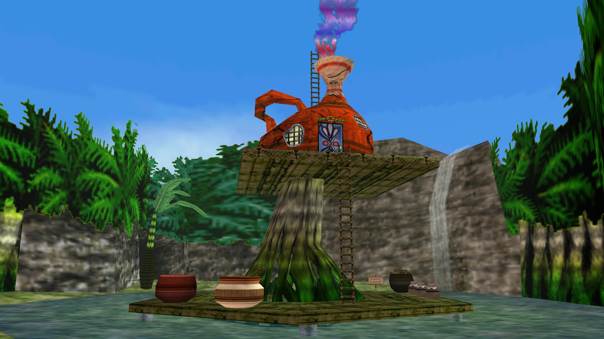 Magic Hags' Potion Shop