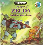 Moblins Magic Spear