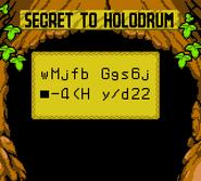 HolodrumSecret