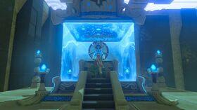 Santuario de Gaddai (Cámara) BotW