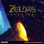 Zelda's Adventure Jaquette