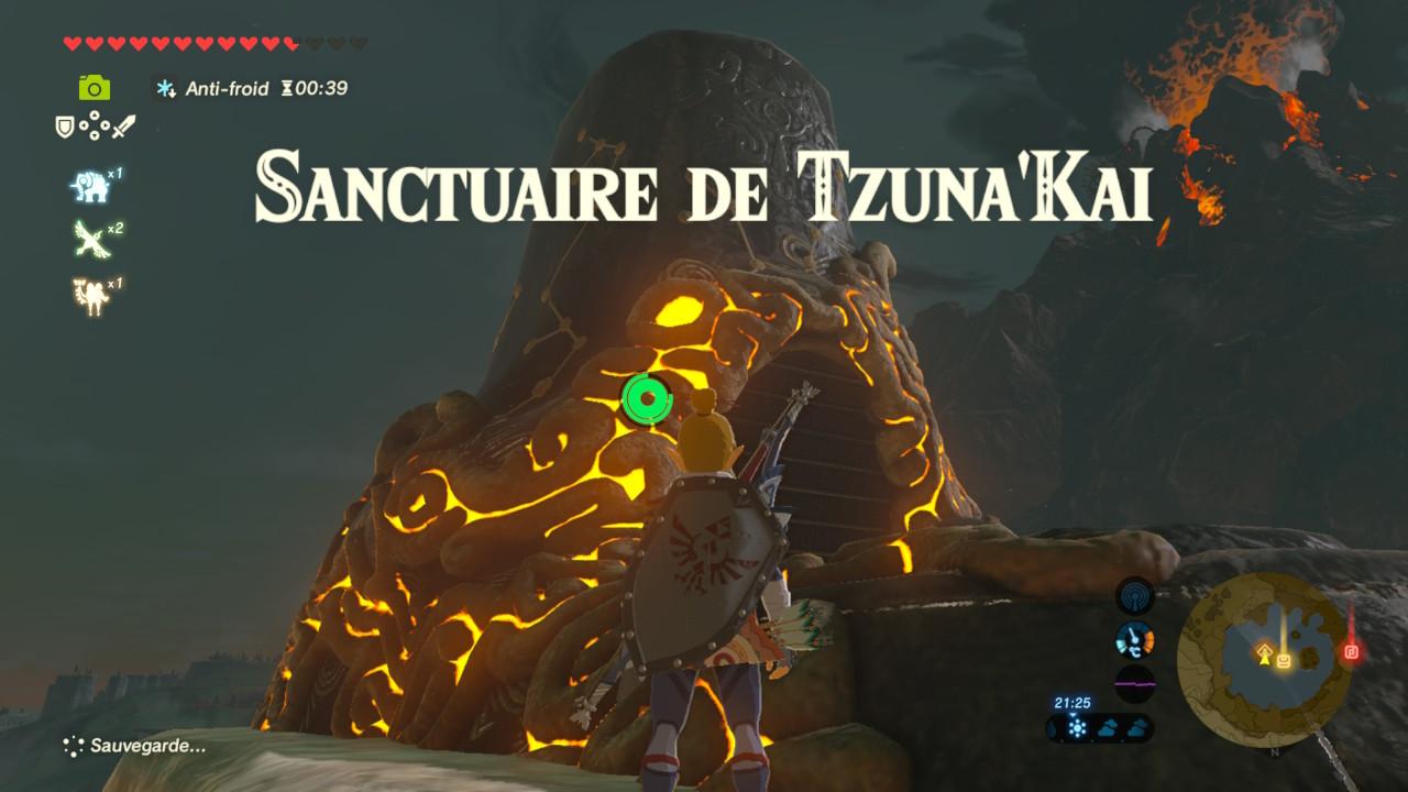 Sanctuaire de Tzuna'Kai