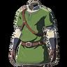 Breath of the Wild amiibo Rune Items (Hero of the Sky Hero's Clothes) Tunic of the Sky (Icon)