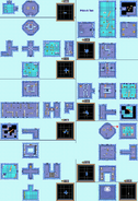Carte Palais de Glace ALTTP