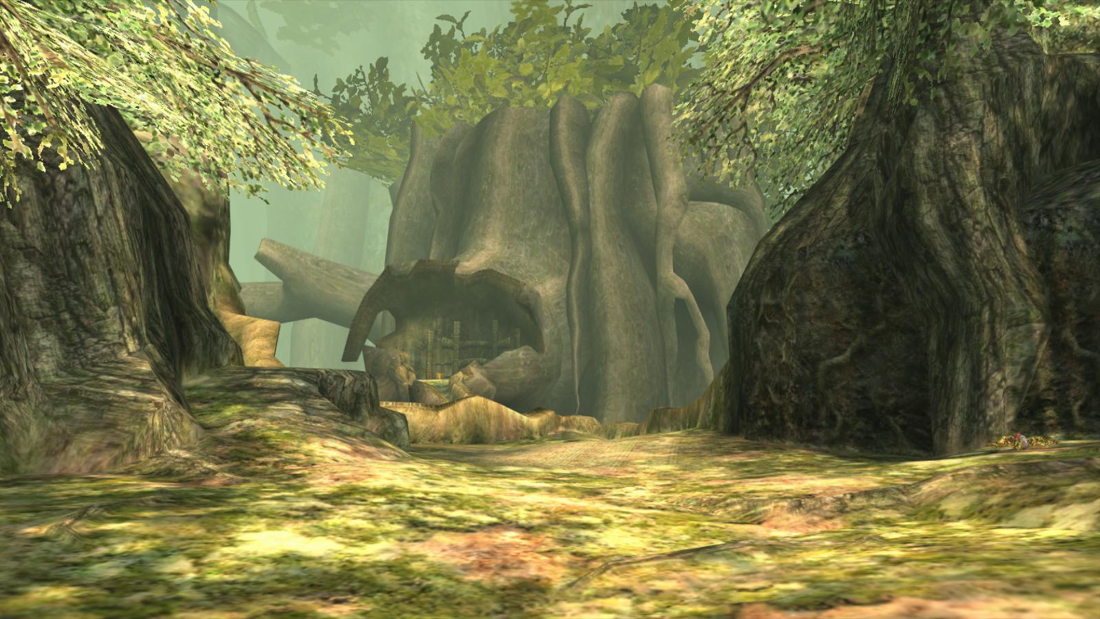 Forêt de Firone (Twilight Princess)
