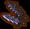 Hyrule Warriors Great Swords Swords of Darkness (Level 2 Great Swords)