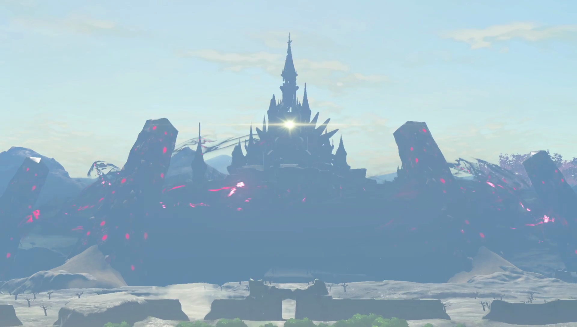 Castillo de Hyrule (Breath of the Wild)