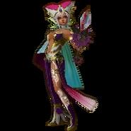 Hyrule Warriors Legends Cia Unmasked (Koholint - Wind Fish Recolor)