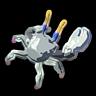 Bright-Eyed Crab