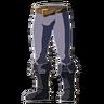 Breath of the Wild Dark Link Armor Dark Trousers (Icon)