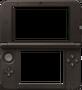 Cadre 3DS noire