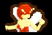 Hyrule Warriors Great Fairy 8-Bit Fairy (Icon)