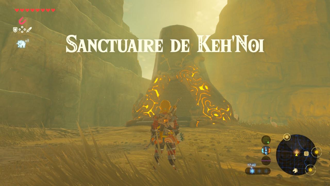 Sanctuaire de Keh'Noi