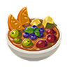 Copious Simmered Fruit