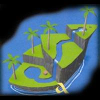 Diamond Steppe Island