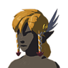 Breath of the Wild Rito Snowquill Armor (Armor Headdress) Snowquill Headdress (Icon)