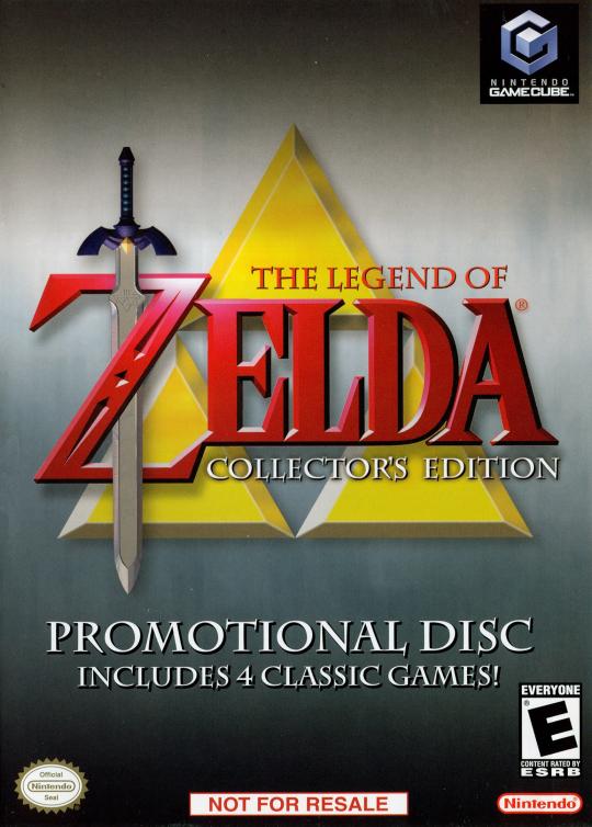 The Legend of Zelda: Collector's Edition