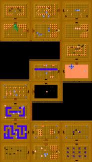 Legend of zelda dungeon 05 quest 2