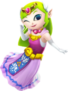 Zelda Cartoon HWL2