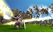 Zelda Cartoon screen1 HWL