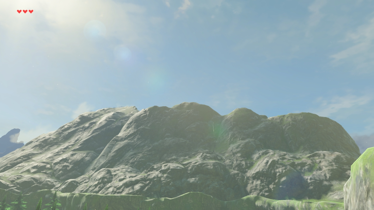 Monte Gongol (Breath of the Wild)