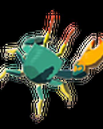 Razorclaw Crab Zeldapedia Fandom