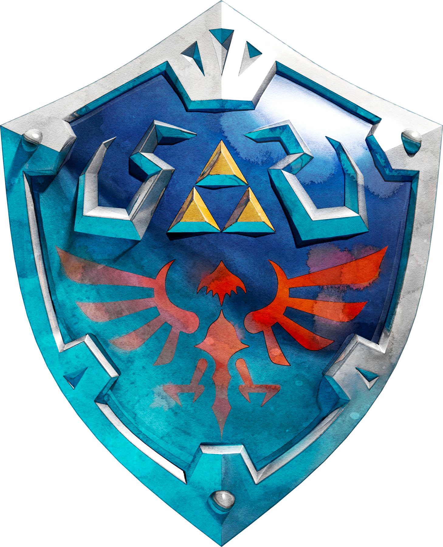 Hylian Shield Zeldapedia Fandom