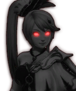 Portrait Dark Lana HW