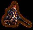 Hyrule Warriors Hammer Igneous Hammer (Icon)