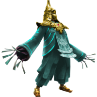 Zant in his Standard Outfit (Great Sea) from Hyrule Warriors Legends