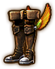 Hyrule Warriors Legends Boots Winged Boots (Level 1 Boots)
