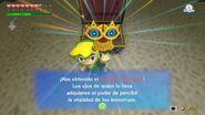 Link obtiene el Amuleto del héroe TWW HD