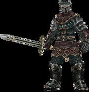 Twilight Princess Darknut Armorless Darknut (Heavy Armor Removed)