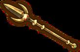 Hyrule Warriors Trident King of Evil Trident (Level 2 Trident)