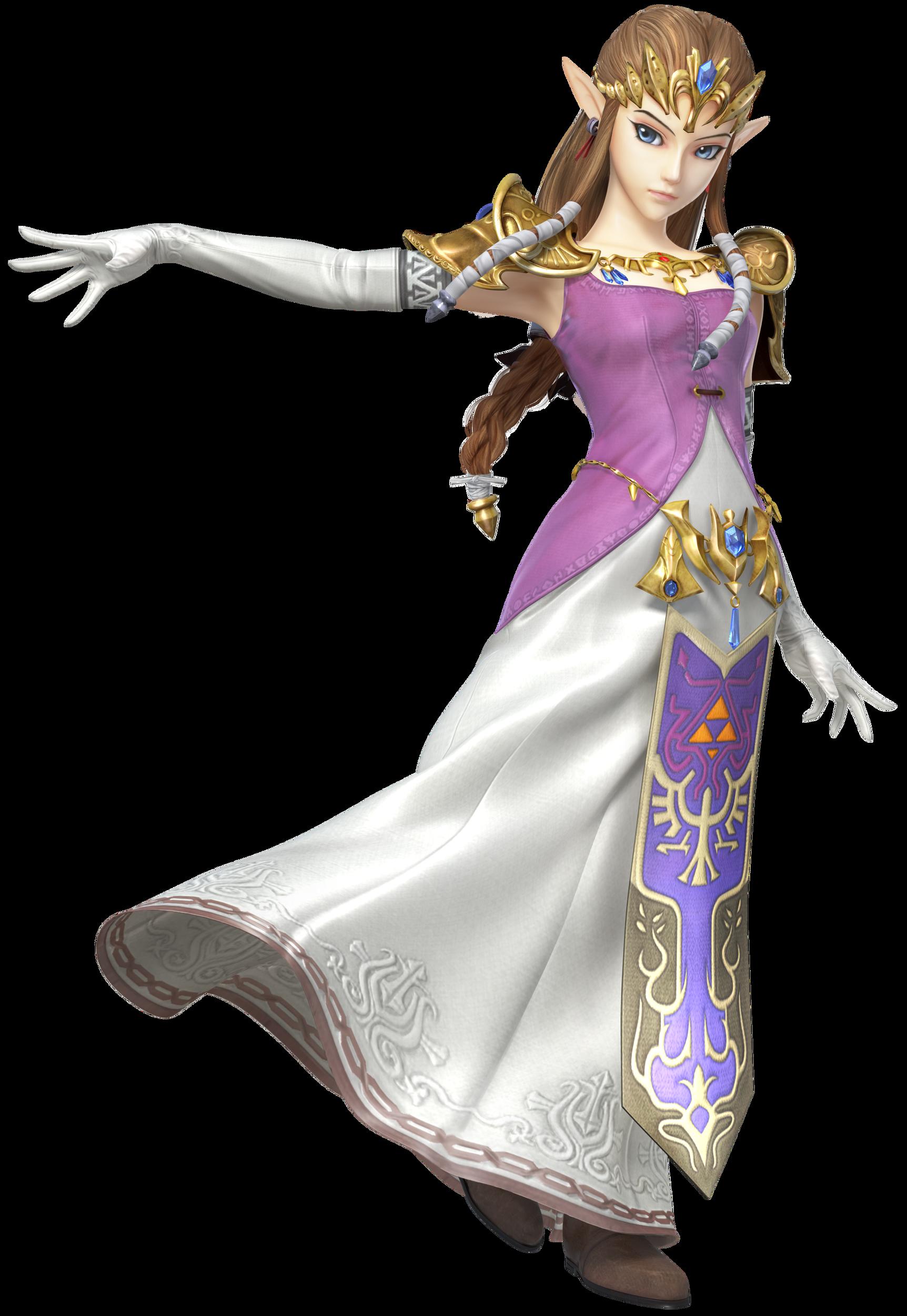 Princess Zelda/Super Smash Bros.