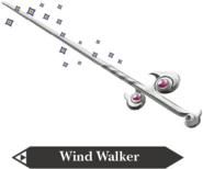 Hyrule Warriors Baton Wind Waker (Render)