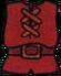 Túnica roja TAoL