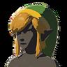 Breath of the Wild amiibo Rune Items (Classic Hero's Clothes Armor Set) Cap of the Hero (Icon)